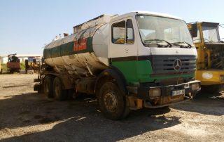 Camión Mercedes 2024