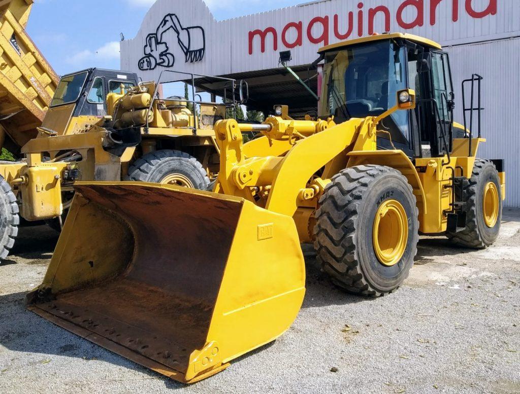 Caterpillar 962 G serie 2